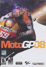 MOTO GP 08 MotoGP Street Bike Racing NEW BOX XP/Vista!