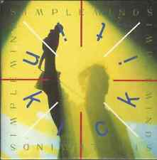 "SIMPLE MINDS - KICK IT IN 1989 AUSTRIAN 3"" MINI CD CARD SLEEVE VIRGIN SMXCD 5"