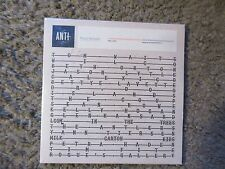 "V/A ""ANTI FALL SAMPLER"" 2012 19TRX.SEALED-PROMO-TOM WAITS-WILCO-BETH ORTON+MORE!"