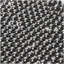 200X Sling 4.5mm diameter Shot Silver Stainless Steel Ball Bearing for Catapult