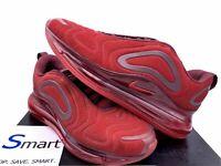 $180 NIB MEN WOMEN Nike Air Max 720 Running Training Shoes TR TRIPLE RED GYM RED