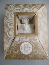 "1998 Margaret Furlong Tulip Angel Special Edition Christmas Ornament 4"" w/Box"