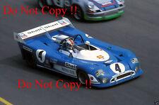 Francois Cevert Matra MS670 Sportscar Photograph 3
