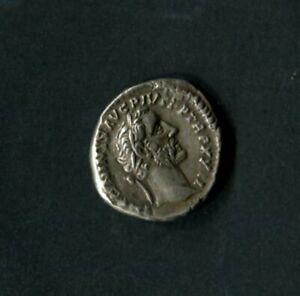 BELLE PIÈCE ROMAINE DENARIUS ARGENT EMPEREUR ANTONIN LE PIEUX   D 17mm 3,18 gr
