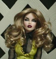 "Doll Wig, Monique Gold ""Ginger"" Size 5/6 in Honey Ash Blonde"