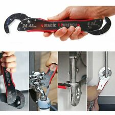 9-45MM Home Adjustable Multi-Function Wrench Spanner Universal Wrench Pipe Tool