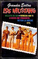 LOS MUSTANG - Grandes Exitos - SPAIN CASSETTE Perfil 1992 - Venecia Sin Ti