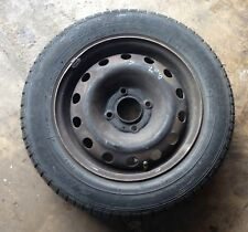 Spare Road Wheel 175/65/R14 and Tyre Peugeot 206 LS14 5mm
