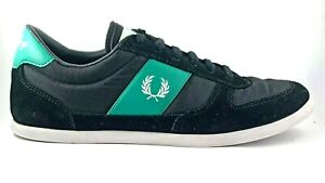 Fred Perry '52 Trainers Men's Casual sneaker Shoes US 8, EUR 41 25.7 cm