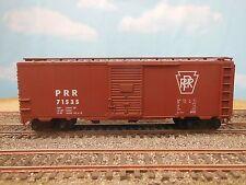 Ho Scale Accurail Prr 71535 40' Box Car