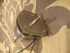 synchron motor vintage clock D4 back set advertizing neon lackner dualite  new