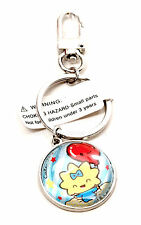 NEW Universal Studios The Simpsons Baby Maggie with Balloon Keychain / Key Ring
