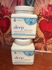 2 Youtheory Sleep Nighttime Powder with Magnesium 4.58 oz Exp 03/19 Or Better