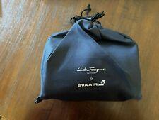 Eva Air Royal Laurel Business Class Salvatore Ferragamo Overnight Kit