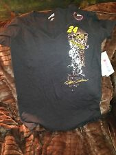 * Jeff Gordon Shirt Nascar For Her Brand Nwt * Medium Or Large