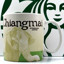 Thailand Starbucks CHIANG MAI CITY Mug Series Collector Coffee Tea 16 oz New