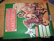 Glorieux Cavaliers NAPOLEON n°13 Bataille Mont Thabor J-S Domon Sabre Syrie 1799