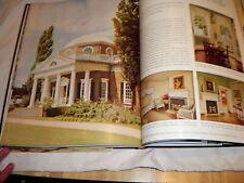 Beautiful 1949 Vintage Huge book – A Treasury of Early American Homes by R.Pratt