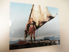 XENA Licensed Photo 8x10 Gabrielle Sailing Renee O'Conner Mint Condition!