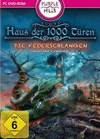 HAUS DER 1000 TÜREN * DIE FEUERSCHLANGEN * WIMMELBILD-SPIEL  PC DVD-ROM
