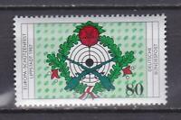 GER84 -  GERMANY STAMPS 1987 RIFLEMEN'S FESTIVAL MNH