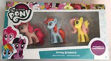 Hasbro My Little Pony Erasers Mini Figures