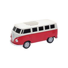 Autodrive VW T1 Bus Bulli Bluetooth Lautsprecher USB MP3 Radio Modell Box