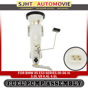 Fuel Pump Module Assembly fit BMW X5 E53 2001-2006 6Cyl 3.0i 8Cyl 4.4i 4.6is 12V