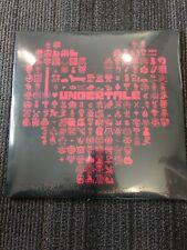 NEW MINT SEALED Toby Fox - Undertale Soundtrack OST BLUE / RED Vinyl 2xLP