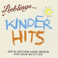LIEBLINGS...KINDER HITS Lady Gaga,Katy Perry,Die Schlümpfe,Oliver Pocher CD NEU