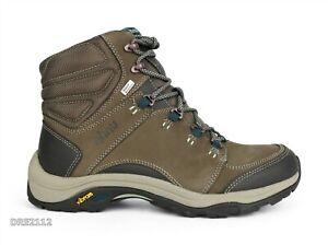 Ahnu Montara III Boot Event Chocolate Chip Leather Boots Womens Size 10 *NIB*