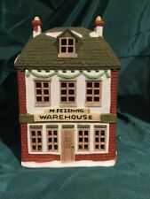 "Department 56 / Heritage Village Dickens #6500 ""Fezziwig'S Warehouse"""