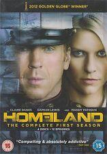 HOMELAND - Series 1. Damian Lewis, Claire Danes, Mandy Petinkin (4xDVD BOX SET12