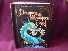 3D Pop Up Book Rare Dragons & Monsters Reinhart Sabuda Encyclopedia Mythologica