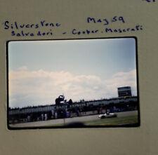 More details for 11 x transport slides.1959 & 1960 motor racing @ silverstone.grand prix etc