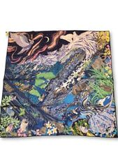 "AUTHENTIC Rare HERMES Scarf Foulard Carre Tuch ""Into Canadian Wild"" 90cm New"