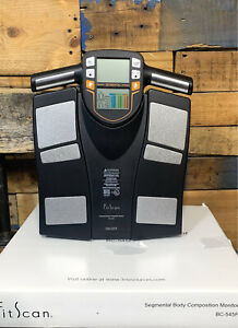 Tanita BC-545F Segmental Body Composition Monitor 20 Full Measurements 330 lb