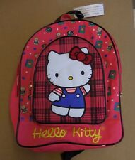 HELLO KITTY BACKPACK, STORAGE BAG AND ACCESSORIES