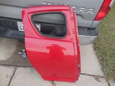MAZDA RX-8 2004-2011 USED OEM REAR RIGHT DOOR RED RX 8 RX8 DALLAS FORT WORTH