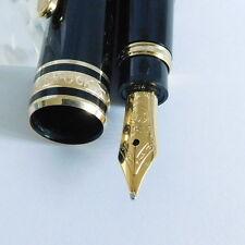 Montblanc Meisterstück W.A.Mozart 114 Fountain pen Gold Nib 4810 18 K Germany