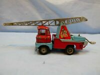 VINTAGE CORGI MAJOR TOYS CRANE SCAMMELL TRUCK CHIPPERFIELDS CIRCUS LORRY TOY