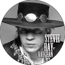 Chapare/Badge Stevie Ray Vaughan. Pin Button Blues Muddy Waters Elmore James hend