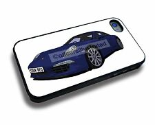 PORSCHE 911 991 iPHONE 5/6/7/8/X PERSONALISED CLIP ON COVER