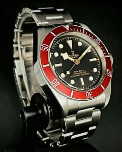 TUDOR Black Bay • M79230R • Mint • 1yr Warranty • Complimentary Shipping