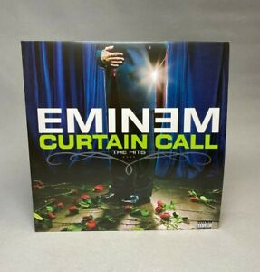 Eminem - Curtain Call Pressed Vinyl - Aftermath Records EU 2005