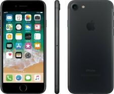 APPLE IPHONE 7 32GB BLACK ATT  GRADE C-