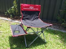 2 x COLEMAN Event Chair**Brand New!!**Camping,Fishing,Outdoor,BBQ**Pick up Avail