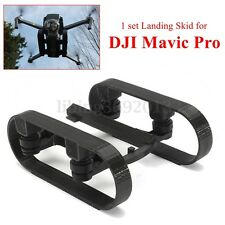 3D Printed Extended Landing Gear Skid Support Protector Kit For DJI Mavic Pro US