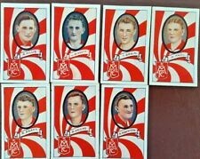 ALLENS FOOTBALL CARDS - 1933 - SOUTH MELBOURNE - THE BLOODS