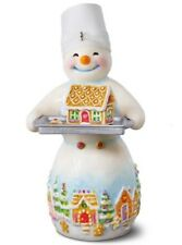 Hallmark 2018 Ginger N. Sweethaus Snowtop Lodge Series Ornament